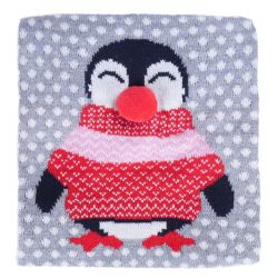 Rosewood Light Up Penguin Christmas Dog Jumper