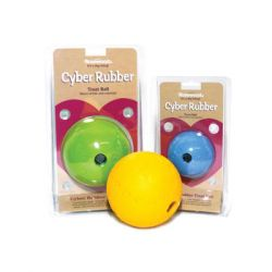 Rosewood Cyber Rubber Treat Ball Large