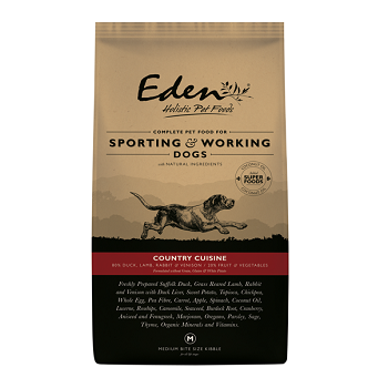 Eden Dry Dog Food
